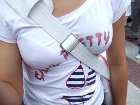 街で出会った着衣巨乳の娘たち (6)