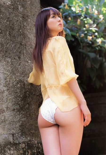秋山莉奈のオシリは、オシリーナと呼ばれるだけはある