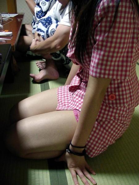 触り心地が良さそうな、ふとももの娘たち (14)