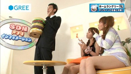 テレビ番組でのエロいキャプチャ (3)