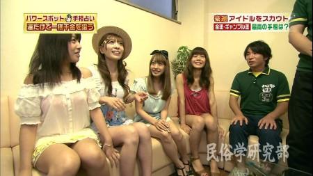 テレビに出てた芸能人たちのセクシーな瞬間 (11)