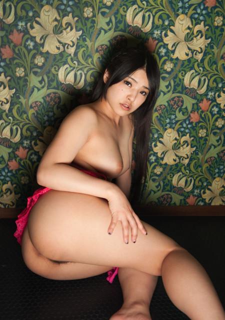 食べごろで美味しそうな、お尻の女性 (3)