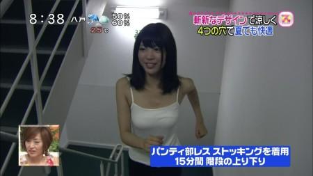 芸能人がセクシーな事になったテレビのワンシーン (16)