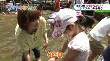 テレビで胸チラ・パンチラしちゃった芸能人 (13)