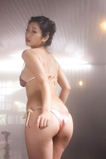綺麗なオシリの女性 (19)