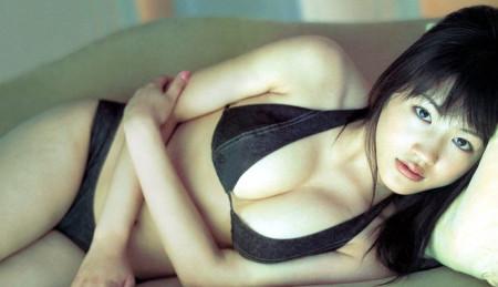 ビキニ水着のグラビアアイドル (20)