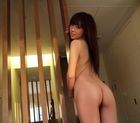 可愛いお尻の女性 (13)