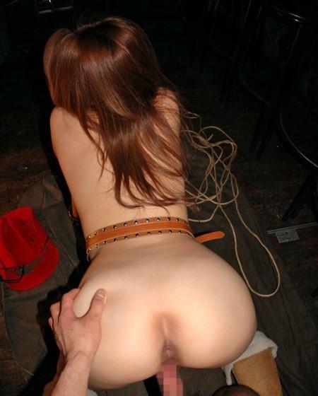 バックでセックスする女性 (3)