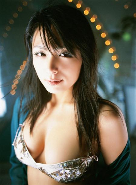 童顔で巨乳の、川村ゆきえ (3)