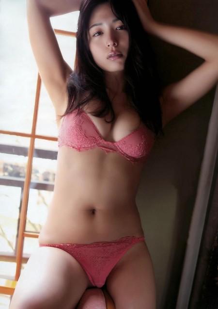 童顔で巨乳の、川村ゆきえ (6)