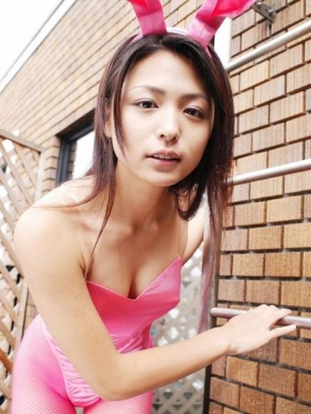 童顔で巨乳の、川村ゆきえ (8)