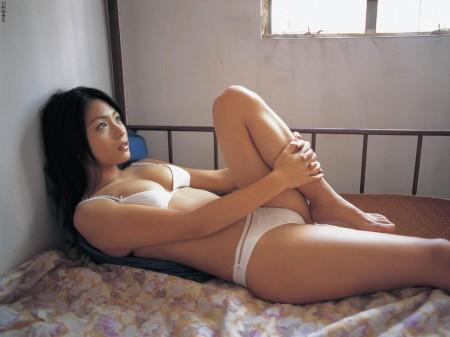 童顔で巨乳の、川村ゆきえ (12)