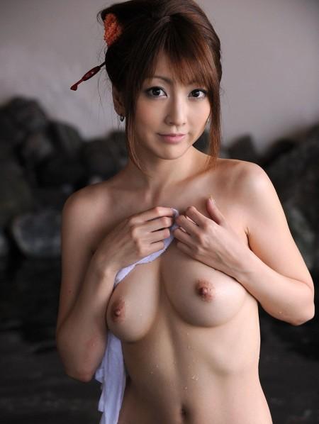 美人&美乳の、松島かえで (1)