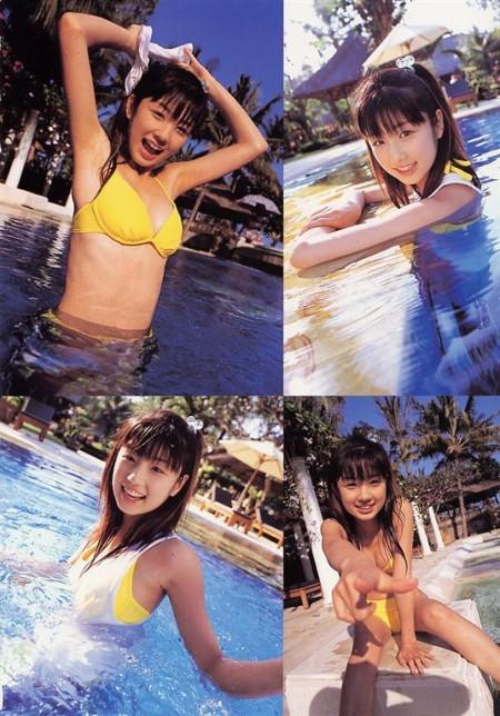 童顔でスレンダーな、小倉優子 (14)