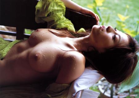 美しい体の、上原綾 (15)