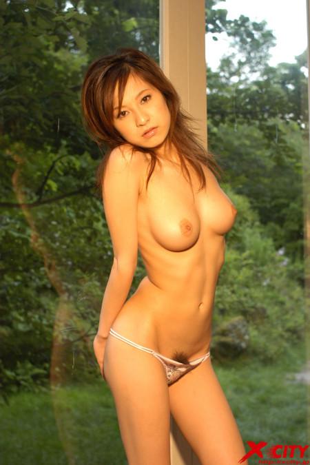 美しい体の、上原綾 (18)