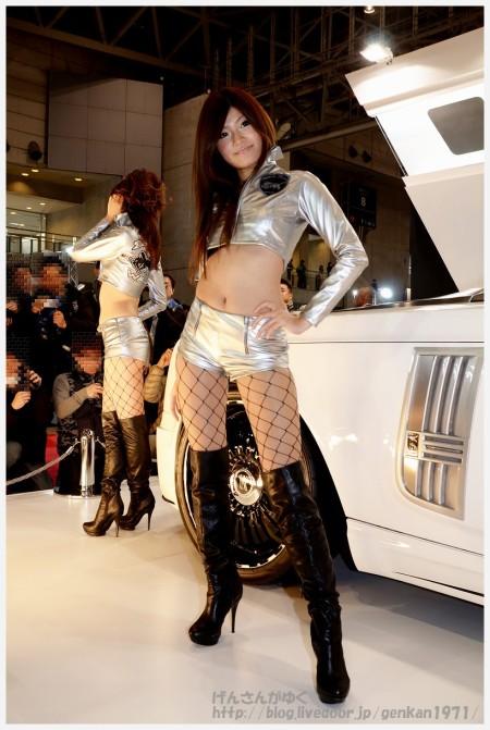 衣装がセクシーなキャンギャル (8)