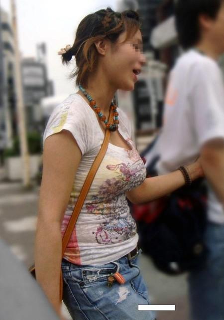 素晴らしい着衣巨乳 (6)