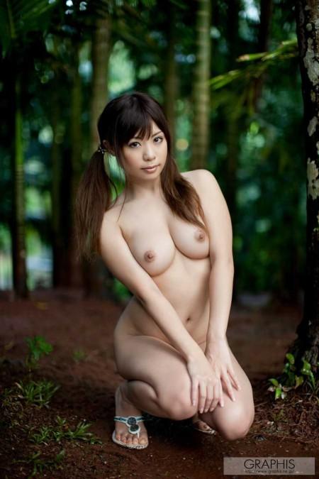 ロリ巨乳の、平井綾 (18)
