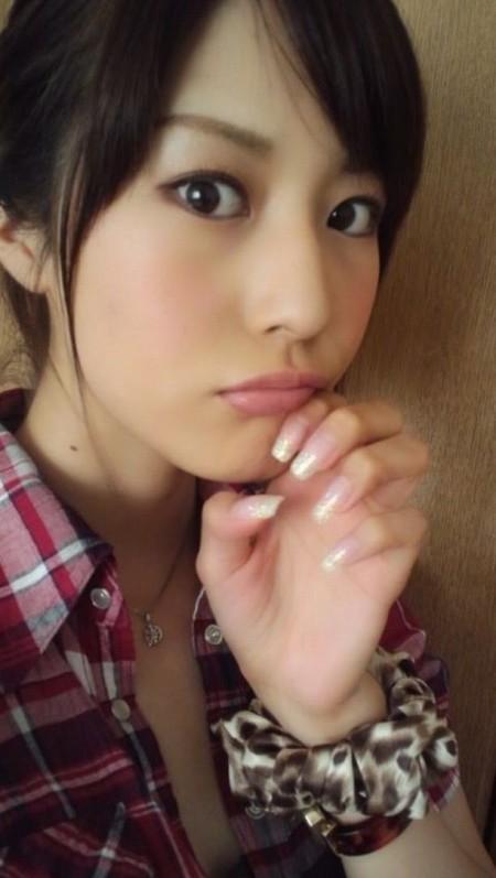 可愛い女性 (3)
