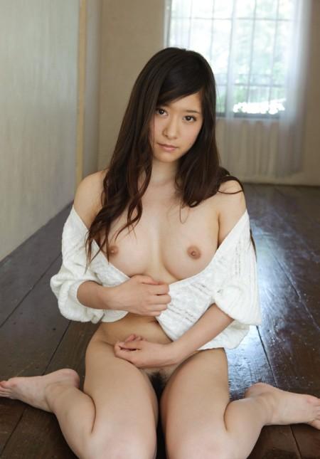美乳のオッパイ (5)