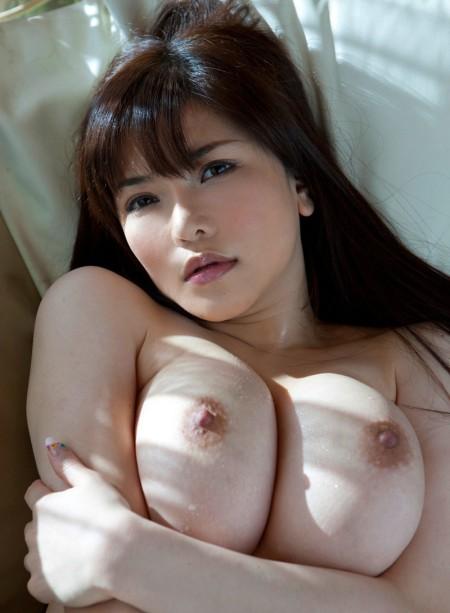 物凄い爆乳の、沖田杏梨 (1)