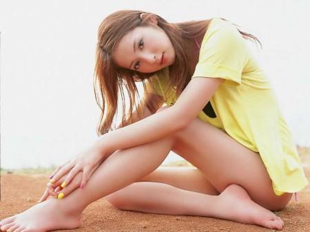 天使の微笑み、佐々木希 (2)