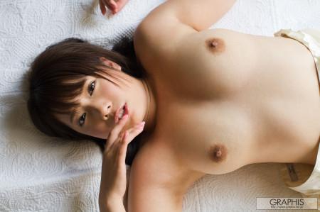 可愛くて巨乳の、篠原杏 (3)