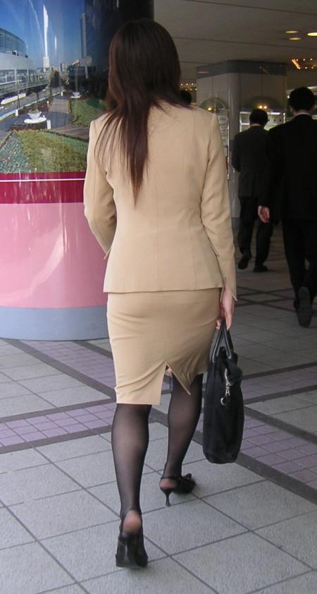 透けパン素人娘 (8)