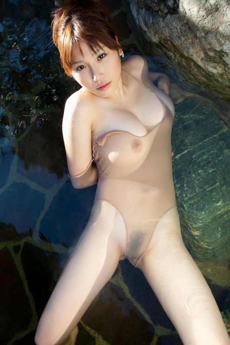 大きな巨乳の、上原保奈美 (5)