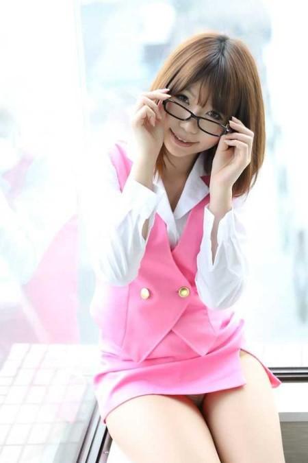 眼鏡をかけた女性たち (14)