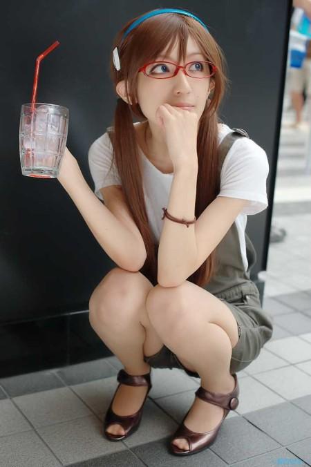 コスプレが可愛くてセクシー (15)