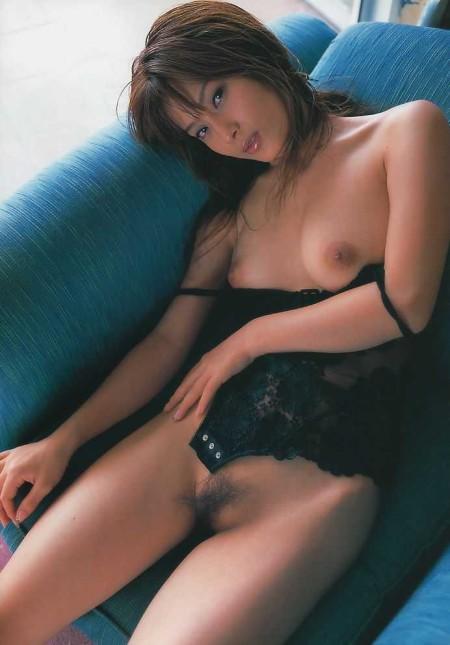 均整のとれた体の、美竹涼子 (19)