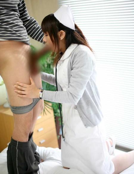 やらしい看護婦さん (12)