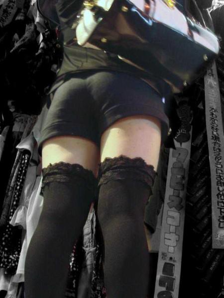 パンツが透視できた (12)