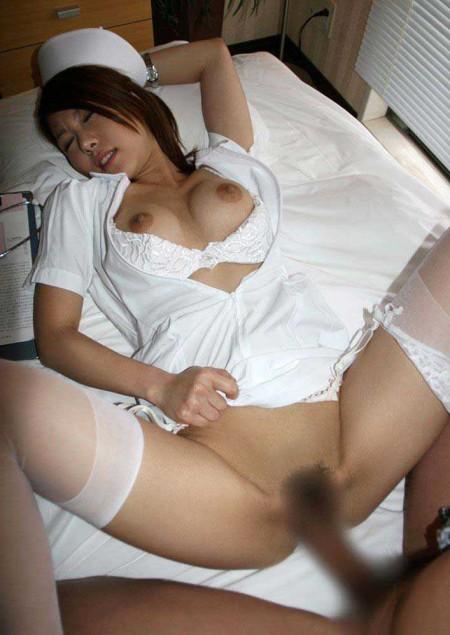セクシーすぎる看護婦 (6)