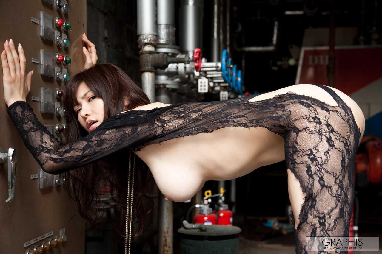 デカい巨乳の、沖田杏梨 (13)