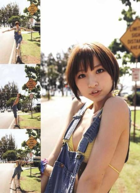 スレンダーボディの、篠田麻里子 (5)