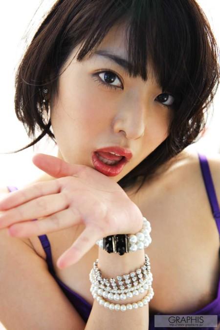 かわいいAV女優、由愛可奈 (8)