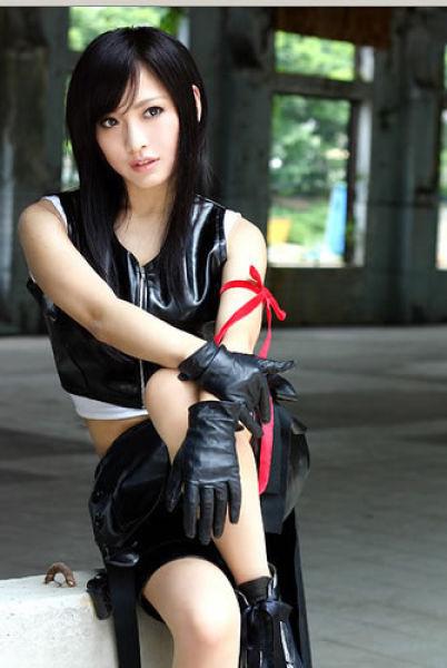 キワドイ衣装のコスプレ (5)