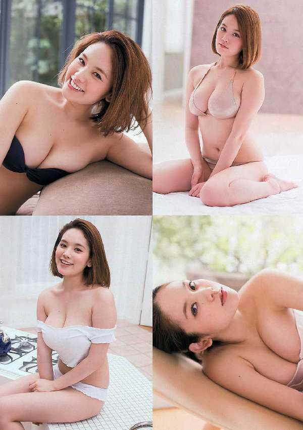 Hカップ巨乳の、筧美和子 (17)