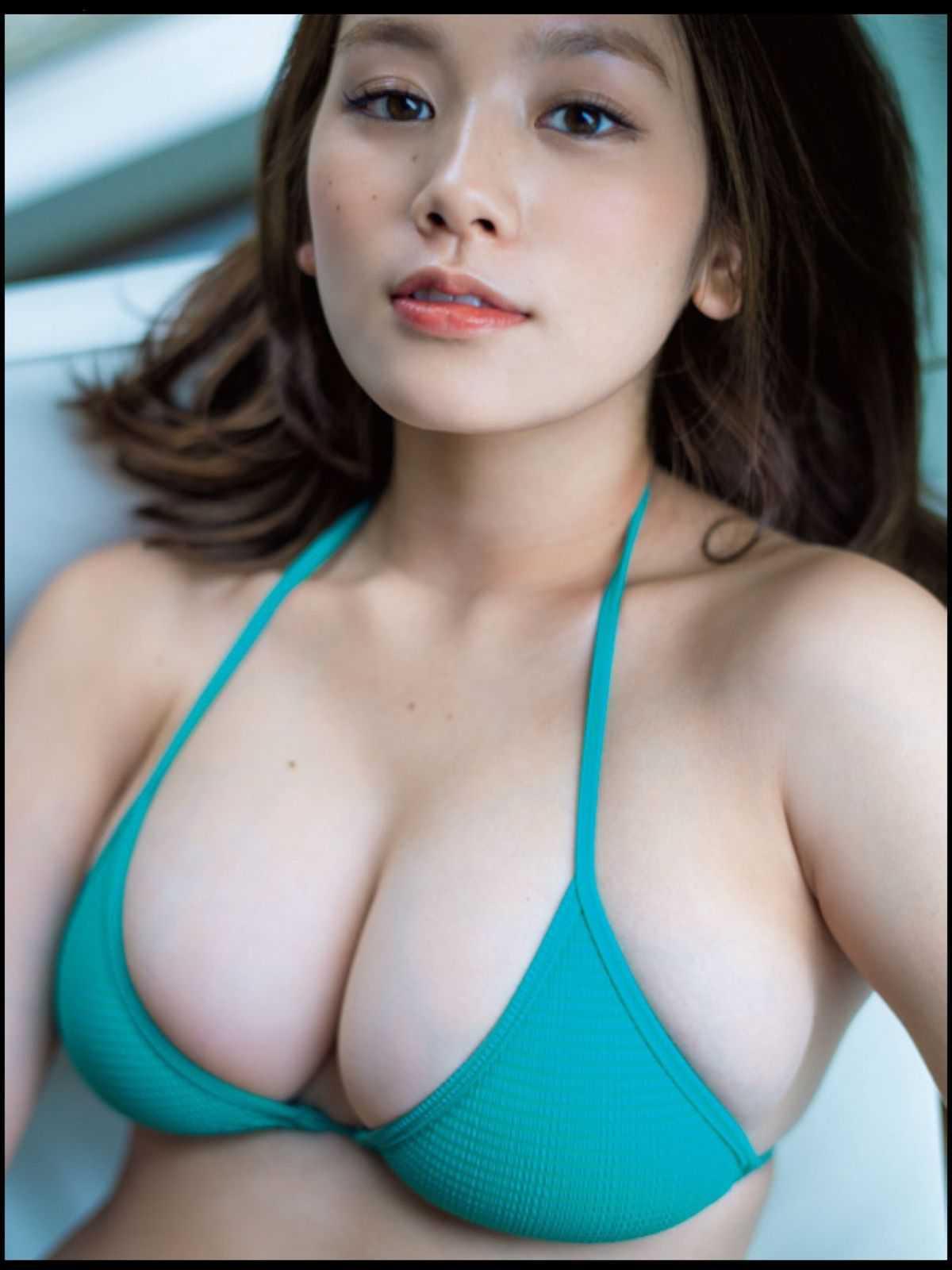 Hカップ巨乳の、筧美和子 (20)