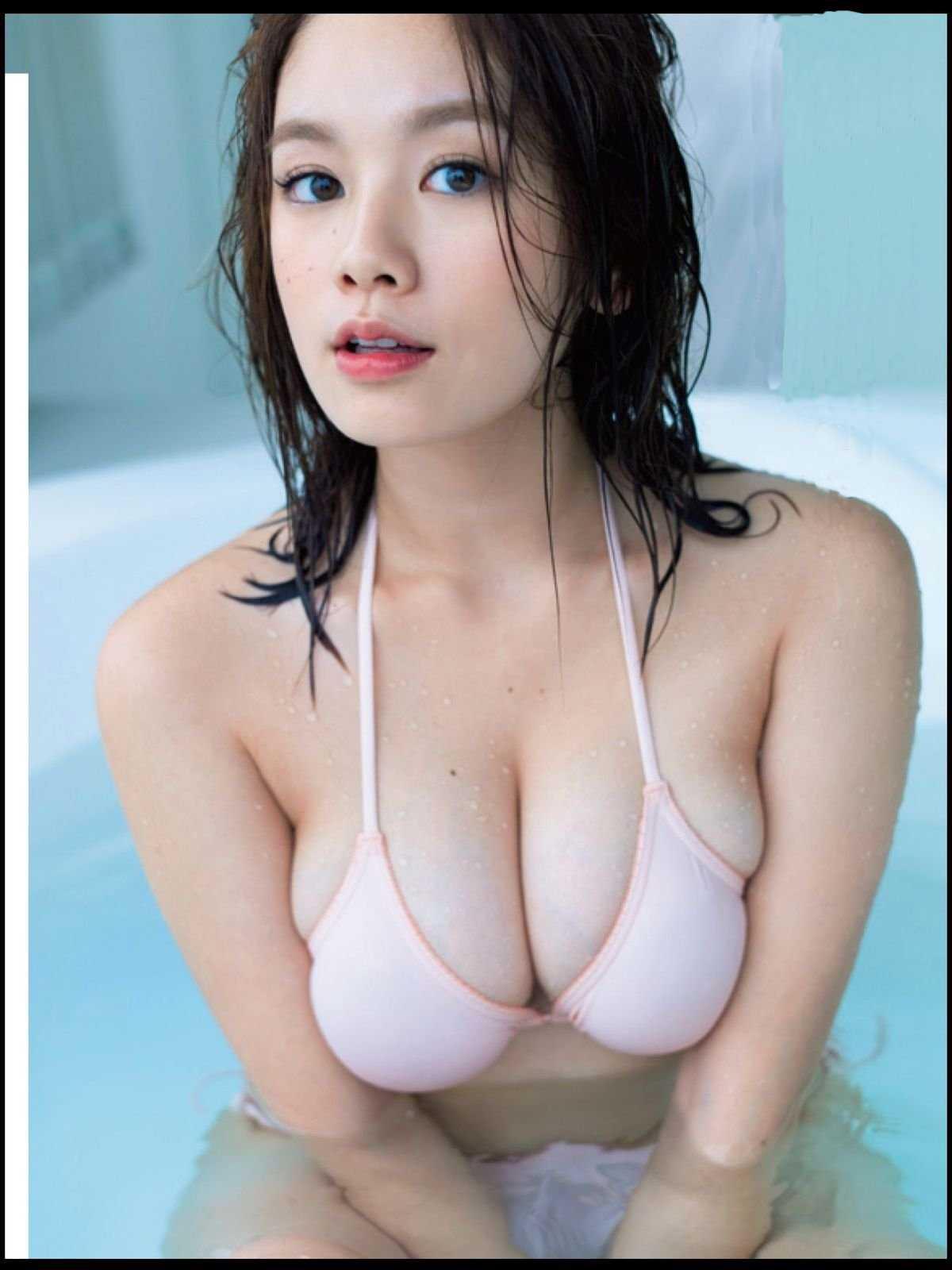 Hカップ巨乳の、筧美和子 (11)