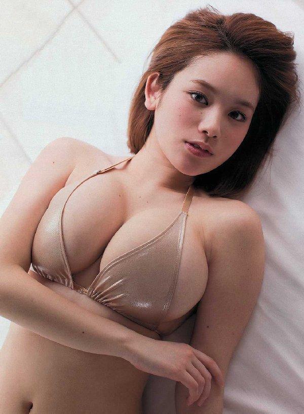 Hカップ巨乳の、筧美和子 (1)