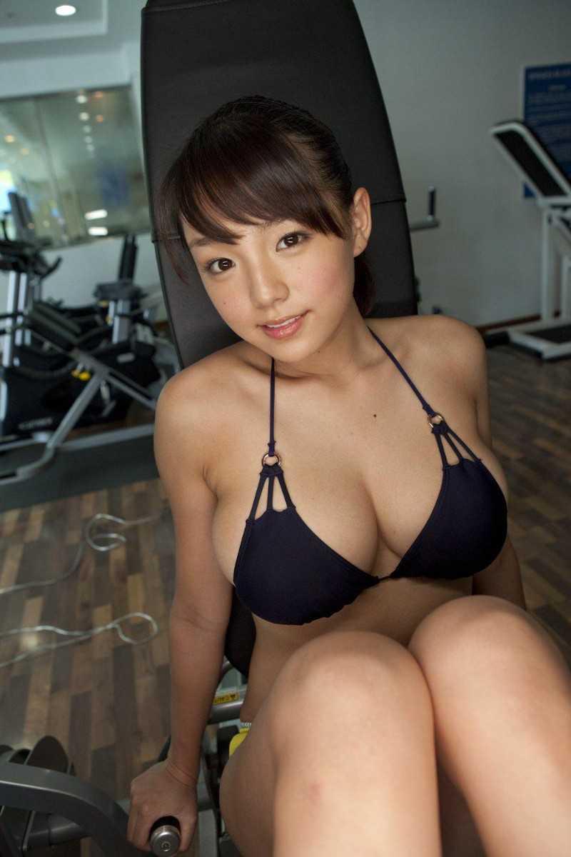 可愛い&巨乳の、篠崎愛 (15)