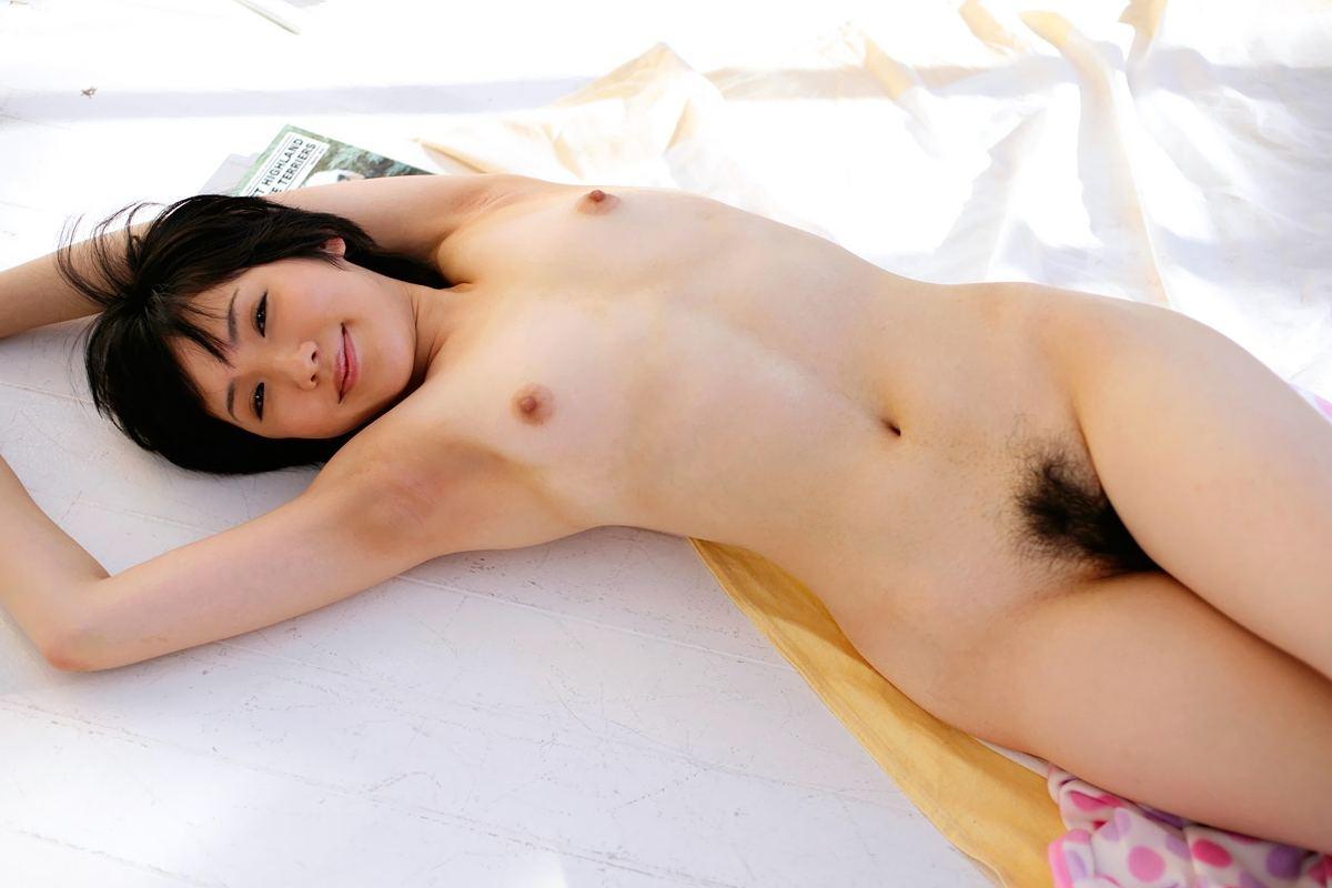 可愛らしい微乳 (3)