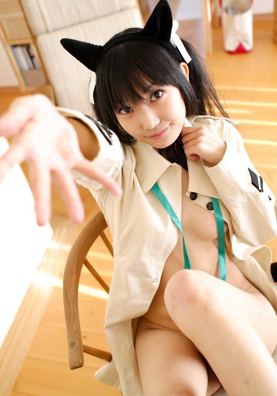 コスプレする素人 (14)