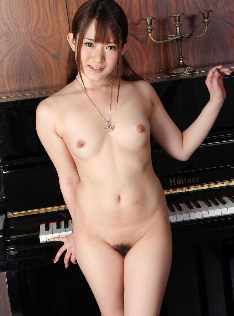 微乳美少女、原田明絵 (20)