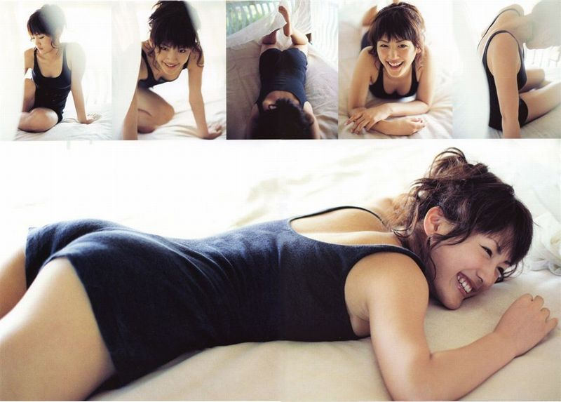 可愛くてセクシーな、綾瀬はるか (10)