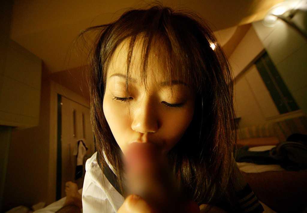 フェラして舐めて (14)